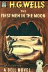 Ebook Free The First Men in the Moon by H.G. Wells