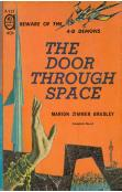 Ebook Free The Door Through Space by Marion Zimmer Bradley