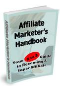 Free eBook Affiliate Marketers Handbook by Waqas Ali