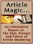 Free eBook Article Magic by David O Connell